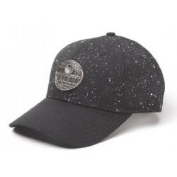 Star Wars Cap | Star Wars Enlist Now Galactic Kappe Mütze mit Todesstern aus Metall