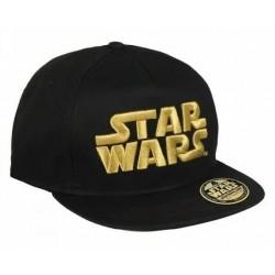 Star Wars Gold Edition Cap | Disney Snapback Caps Kappen Baseballcaps Basecaps Mützen
