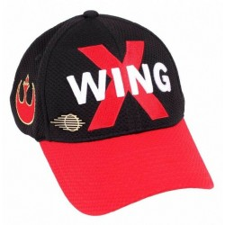 X-Wing Basecap | Star Wars X-Wing Fighter Alliance Cap Kappen Baseball Caps Hats Mützen