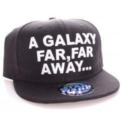 A Galaxy Far Far Away Cap | Star Wars LEGEND Snapback Caps Kappen Basecaps Mützen Hats