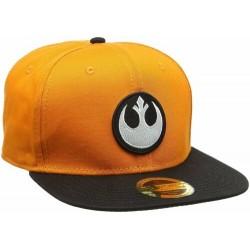 Resistance Rebels Cap | Star Wars Rebels Snapback Caps Kappen Basecaps Mützen