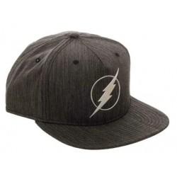 The Flash Relief Logo Cap | DC Comics Flash Snapback Caps Kappen Mützen Basecaps Hats