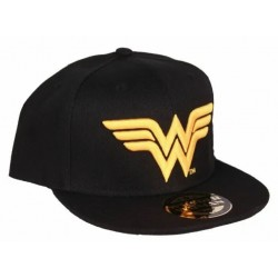 Wonder Woman Black Cap | DC Comics Baseball Caps Snapbacks Kappen Mützen