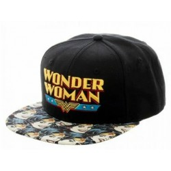 Wonder Woman 84 Cap | DC Comics Baseball Caps Snapbacks Kappen Mützen