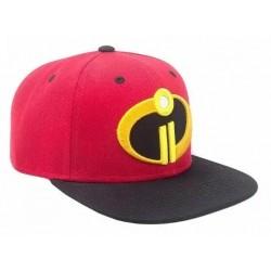 The Incredibles Cap | Pixar Disney Snapback Caps Kappen Basecaps Mützen Hats