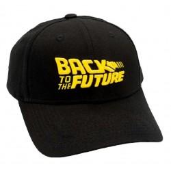 Zurück in die Zukunft Cap | Back To The Future Baseball Caps Kappen Mützen