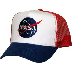 NASA USA Trucker Cap | Nasa Basecaps Snapback Caps Kappen Baseball Caps Mützen Hats