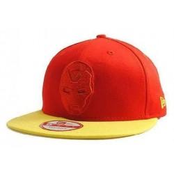 Iron Man New Era Cap | Iron Man MCU Avengers Snapback Caps Kappen Mützen