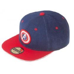 Captain America Cap | MCU Marvel Universe Captain America Snapback Caps Kappen Mützen