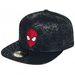 Spider-Man Snapback Cap | Marvel Comics Baseball Caps Basecaps Snapbacks Kappen Mützen