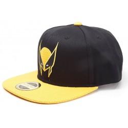 X-Men Mask Cap  Wolverine Marvel Comics Snapback Caps