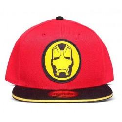 Iron Man Kinder Cap  MCU Marvel Universum Baseball Caps Kappen Mützen