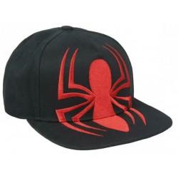 Big Spider-Man Snapback | Spiderman Big Badge MCU Avengers Snapback Caps Kappen Mützen Hats