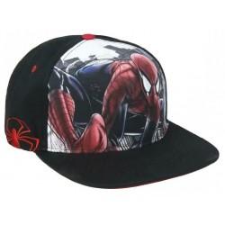Spider-Man Kappe | Spiderman Big Print MCU Avengers Snapback Caps Kappen Mützen Hats