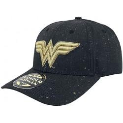 Wonder Woman Logo Cap  DC Comics Baseball Caps Snapbacks Kappen Mützen