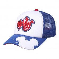 Micky Trucker Kappe  Lizenzierte Disney Mickey Snapback Caps Kappen Mützen Hats
