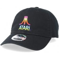 Atari Baseball Dad Kappe | Lizenzierte ATARI Home Computer Snapback Caps Kappen Mützen Hats