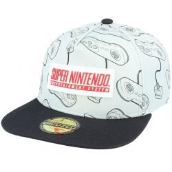 Super Nintendo Snapback Cap | NES Controller Kappen Basecaps Baseball Caps Mützen Hats