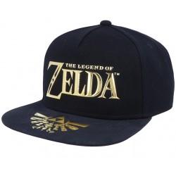 The Legend of Zelda Black Snapback  Nintendo Zelda Caps Kappen Baseball Caps Mützen