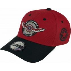 Falcon Baseball Cap | The Winter Soldier Marvel Snapback Caps Kappen Mützen