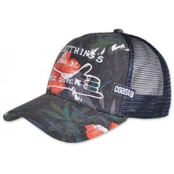 SUPER DUPER Surfer Trucker Cap  COASTAL Gonna Be Trucker Caps Kappen Basecaps Mützen Snapbacks Hats