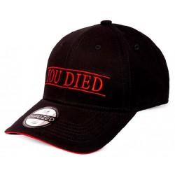 Demons Souls You Died Cap  DÄMONENSEELEN Baseball Caps Kappen Mützen Hats
