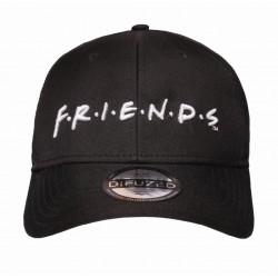 Friends Kult Baseball Cap  Lizenzierte F.R.I.E.N.D.S. Snapback Caps Kappen Mützen Hats