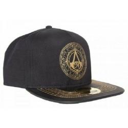 Assassins Creed Snapback Kappe - Schwarz UBISOFT Originale ASSASSINS Basecaps Snapbacks Mützen Hats