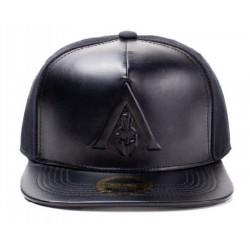 Assassins Creed Snapback Black on Black  UBISOFT Originale ASSASSINS Basecaps Snapbacks Mützen Hats