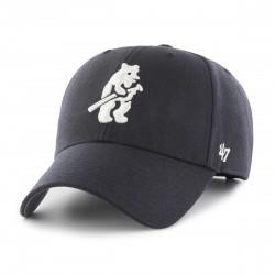 Cubs Cap  Navy BlauGrau  Original '47™ MLB Chicago Cubs Cooperstown Basecaps Snapbacks Mützen Hats