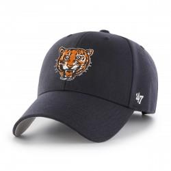 Tigers Cap | Navy Blau/Grau | Original '47™ Detroit Tigers MLB Basecaps Snapbacks Mützen Hats