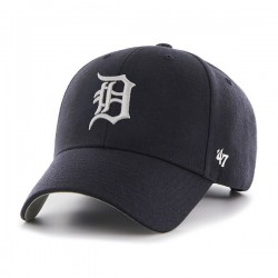 Detroit Tigers Cap  Navy BlauGrau  Original '47™ TIGERS MLB Basecaps Snapbacks Mützen Hats