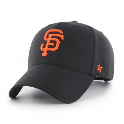 Giants Baseball Cap  Schwarz  Original '47™ SAN FRANCISCO GIANTS Basecaps Snapbacks Mützen Hats