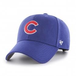 Cubs Baseball Cap  Roval Blau  Original '47™ MLB Chicago Cubs Cooperstown Basecaps Snapbacks Mützen Hats