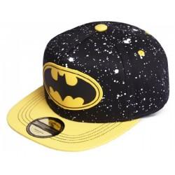 Batman Kinder Cap | BATMAN Verstellbare Basecap Snapback Kappe DC Comics Kinder Welt