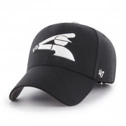 Chicago White Sox Cap Schwarz/Weiß | Original '47™ MLB WHITE SOX Basecaps Snapbacks Kappen