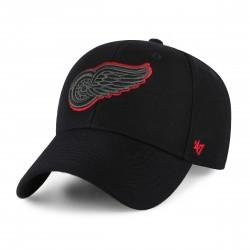 Red Wings Cap Schwarz | Original '47™ DETROIT RED WINGS Basecaps Snapbacks Mützen Hats