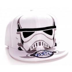 Star Wars Stormtroopers Helm Cap  Star Wars Kappen Baseball Caps Basecaps Mützen