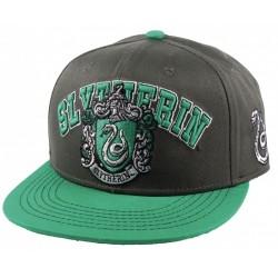 Slytherin Snap Cap  Harry Potter College Snapback Caps Kappen Mützen