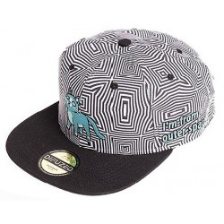Rick & Morty Cat Cap  Cat Outer Space Rick and Morty Snapback Caps