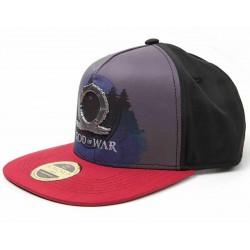 God of War Snapback Cap | Rarität God of War Omega Retro Ego-Shooter Baseball Caps Kappen Hats