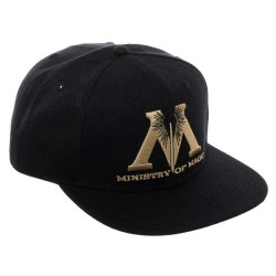 Ministry of Magic Cap | Harry Potter College Snapback Caps