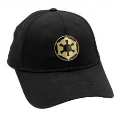 Darth Vader Dark Side Kappen/Mützen Star Wars Deluxe Snapback Cap Kappe - REBEL