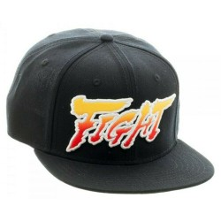 Street Fighter V Fight Cap | Sammler USA Import Snapback Caps
