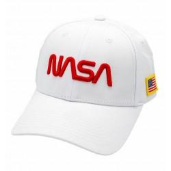 NASA White Cap | Nasa Basecaps Snapback Caps Kappen Baseball Caps Mützen Hats