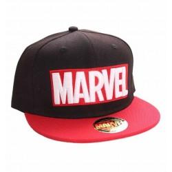 Marvel Retro Logo Caps | Offizielle MARVEL UNIVERSE Snapback Cap